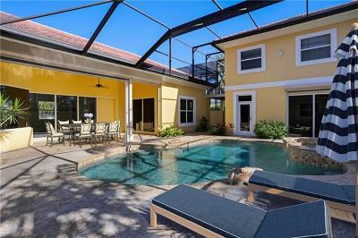 Bonita Springs Single Family Home For Sale: 4220 Tarpon Ave