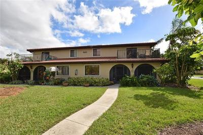 Bonita Springs Condo/Townhouse For Sale: 27910 Hacienda East Blvd #4