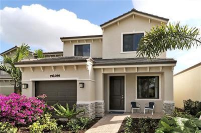Bonita Springs Single Family Home For Sale: 26602 Bonita Fairways Blvd