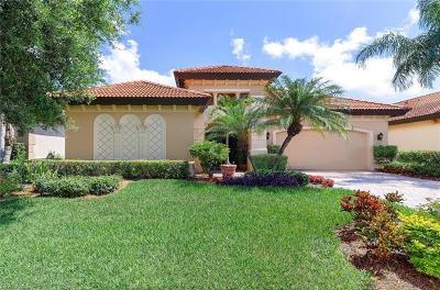 Estero Single Family Home For Sale: 12565 Grandezza Cir