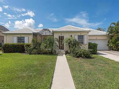 Marco Island Single Family Home For Sale: 1273 Fruitland Ave