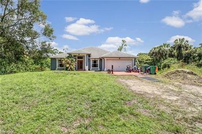 Golden Gate Estates Single Family Home For Sale: 2641 SE 28th Ave
