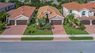 Naples Single Family Home For Sale: 13834 Callisto Ave