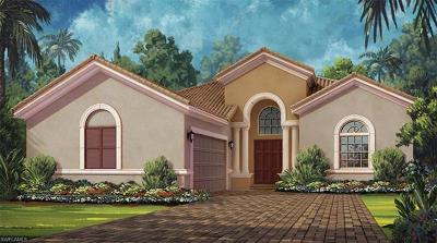 Naples Single Family Home For Sale: 9423 Galliano Ter