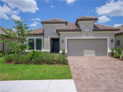 Naples Single Family Home For Sale: 9409 Terresina Dr