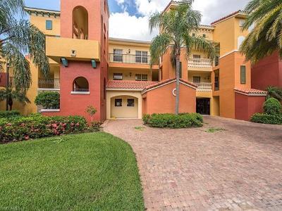 Estero Condo/Townhouse For Sale: 8590 Via Lungomare Cir #205