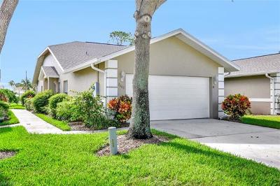 Naples Single Family Home For Sale: 2000 Crown Pointe Blvd