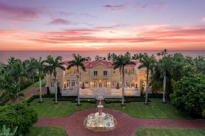 Marco Island, Naples Single Family Home For Sale: 3100 Gordon Dr