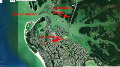 Marco Island Residential Lots & Land For Sale: 643 Bamboo Ct