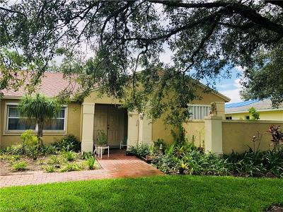 Naples Single Family Home For Sale: 749 Grove Dr
