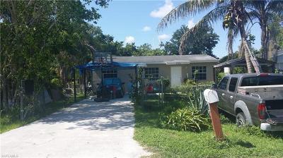 Naples Single Family Home For Sale: 2732 Van Buren Ave
