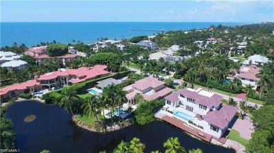 Marco Island, Naples Single Family Home For Sale: 190 S 16th Ave