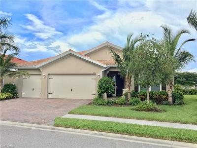 Fort Myers Single Family Home For Sale: 3971 Ashentree Ct