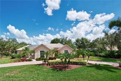 Bonita Springs Single Family Home For Sale: 3471 Lakemont Dr