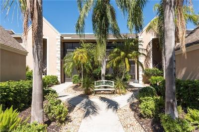Fort Myers Condo/Townhouse For Sale: 12210 Kelly Greens Blvd #61