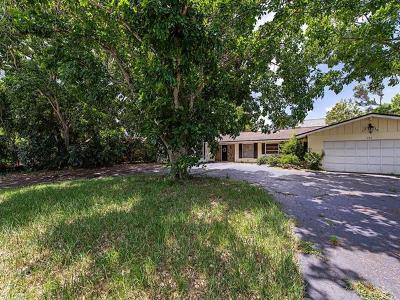 Single Family Home For Sale: 760 Park Shore Dr