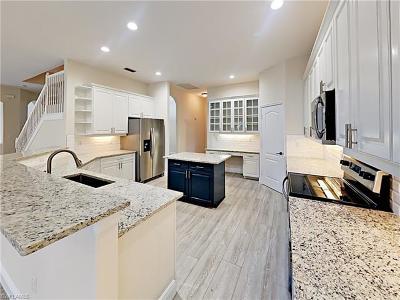 Naples Single Family Home For Sale: 14620 Beaufort Cir