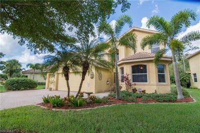 Estero Single Family Home For Sale: 20758 Torre Del Lago St