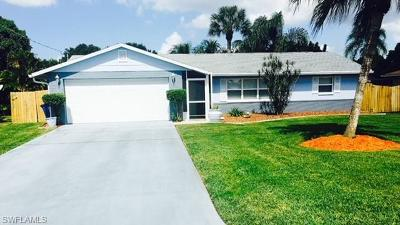 Fort Myers Single Family Home For Sale: 6198 Park Rd
