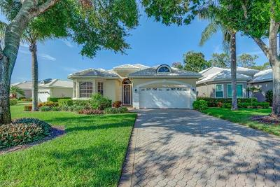 Estero Single Family Home For Sale: 19478 Silver Oak Dr