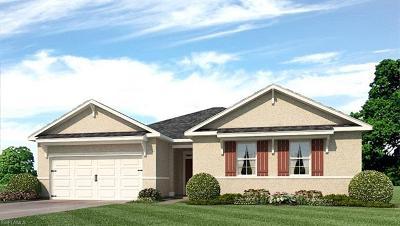 Golden Gate Estates Single Family Home For Sale: 4322 NE 16th St