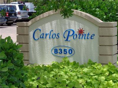 Fort Myers Beach Condo/Townhouse For Sale: 8350 Estero Blvd #535/536