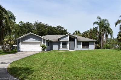 Golden Gate Estates Single Family Home For Sale: 211 NE 6th St