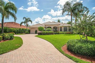 Naples Single Family Home For Sale: 9681 Wilshire Lakes Blvd
