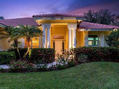 Naples Single Family Home For Sale: 2003 Deerfield Cir