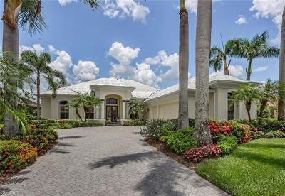 Naples Single Family Home For Sale: 7536 Treeline Dr