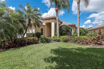 Bonita Springs Single Family Home For Sale: 28707 Pienza Ct