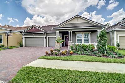 Naples Single Family Home For Sale: 3789 Helmsman Dr