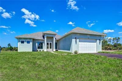 Golden Gate Estates Single Family Home For Sale: 873 NE 18th St