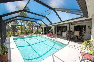 Naples Single Family Home For Sale: 111 Capri Blvd