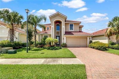 Naples Single Family Home For Sale: 2002 Fairmont Ln