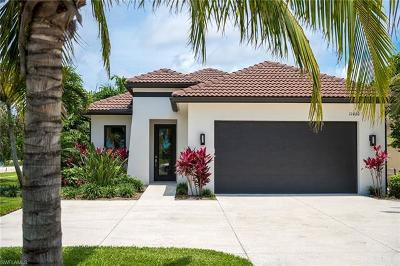 Bonita Springs Single Family Home For Sale: 166 5th St