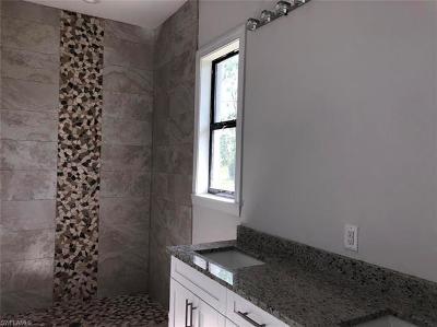 Golden Gate Estates Single Family Home For Sale: 3662 NE 24th Ave
