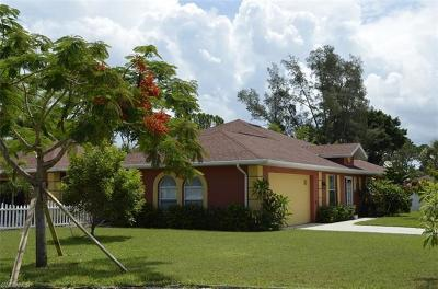 Bonita Springs Single Family Home For Sale: 4096 Springs Ln