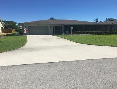 Bonita Springs Single Family Home For Sale: 75 9th St