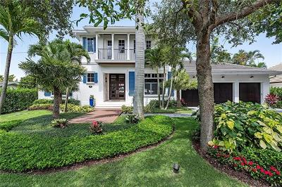 Naples FL Single Family Home For Sale: $3,150,000