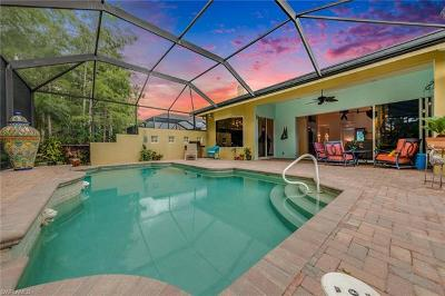 Naples Single Family Home For Sale: 3033 Olde Cove Way