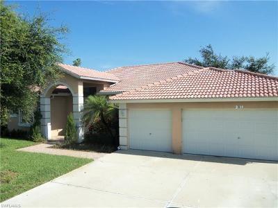 Naples Single Family Home For Sale: 2991 NE 20th Ave