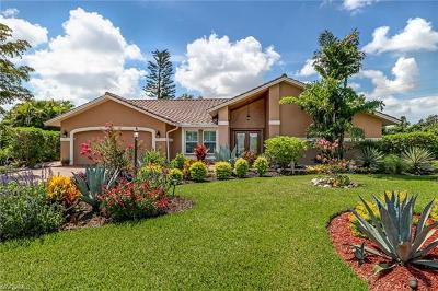 Naples Single Family Home For Sale: 1324 Foxbrush Ct
