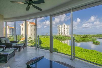 Naples Condo/Townhouse For Sale: 60 Seagate Dr #705