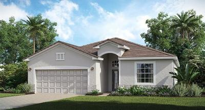Fort Myers Single Family Home For Sale: 9520 Albero Ct
