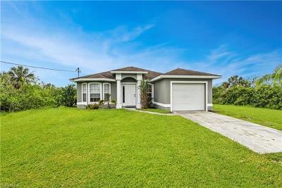 Naples FL Single Family Home For Sale: $249,900