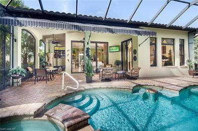 Naples Single Family Home For Sale: 16838 Cabreo Dr