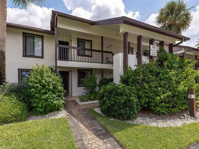 Naples Condo/Townhouse For Sale: 600 Misty Pines Cir #F-103