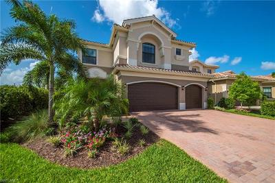 Naples Single Family Home For Sale: 3602 Santaren Ct