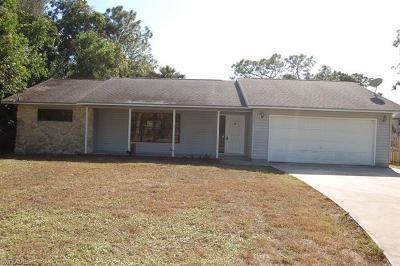 Golden Gate Estates Single Family Home For Sale: 6132 Sea Grass Ln